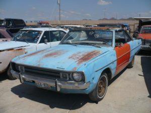 1972 Dodge Dart (72DG3685D)