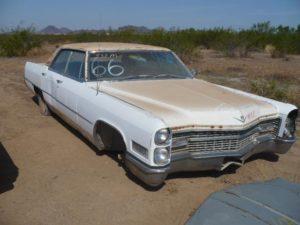 1966 Cadillac Sedan deVille (66CA3883D)