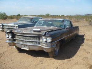 1963 Cadillac Coupe deVille (63CA5200A)