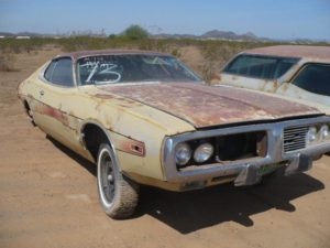 1973 Dodge Charger (73DG6059D)
