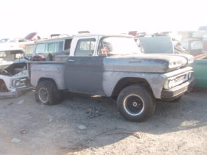 1960 Chevy-Truck 4X4 (CT609282D)