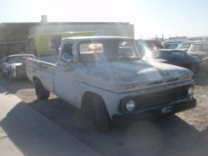1964 Chevy-Truck 1/2T (64CT7169D)