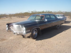 1966 Cadillac Sedan de Ville (66CA0584D)