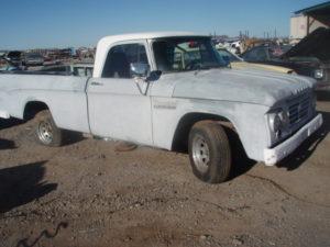 1963 Dodge-Truck 1/2T (63DT1547D)