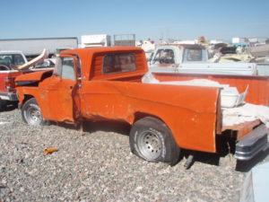1966 Dodge-Truck 1/2T (66DT6230D)