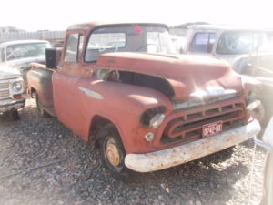 1957 Chevy-Truck 1/2T (57CT1412D)