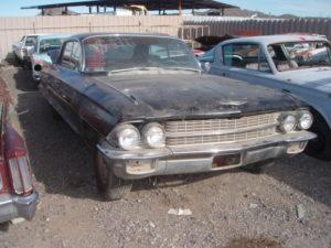 1962 Cadillac Fleetwood (62CA2845D)