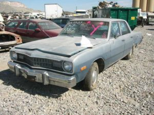 1974 Dodge Dart (74DG0195D)
