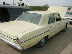1969 Dodge Dart (69DG2276D)