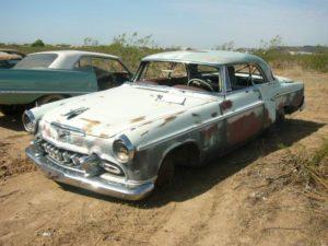 1955 Desoto Adventurer (552819C)
