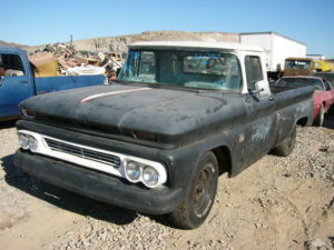 1962 Chevy-Truck 1/2T(62CT3167D)