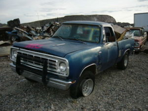 1976 Dodge-Truck 1/2T (76DT1696