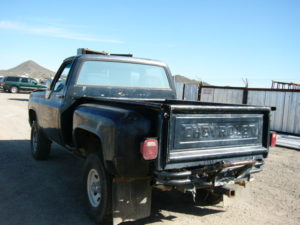 1977 Chevy-Truck 1/2T (77CT9096D)