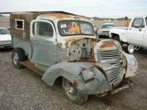 1947 Dodge-Truck 1/2T (47DT3376C)