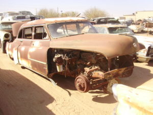 1951 Cadillac LIMO (51CA4457C)
