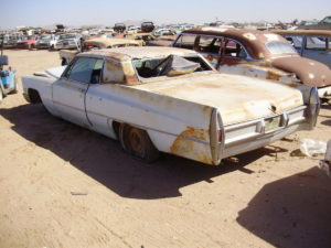 1967 Cadillac Coupe de Ville (67CA8047)