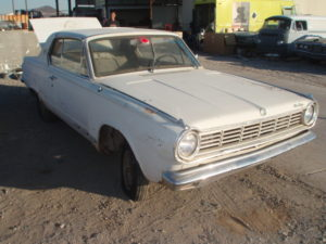 1965 Dodge Dart (65DO5476D)
