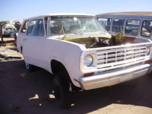 1975 Dodge Ramcharger (75DT8554C)