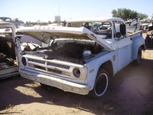 1971 Dodge-Truck Adventurer (71DT0215C)