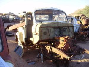 1951 Dodge-Truck 1/2T (51DT1232C)