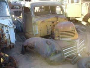 1949 Dodge-Truck 1/2 (47DT9160C)