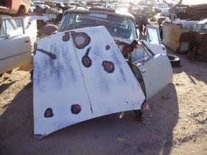 1957 Desoto Firedome (578650C)