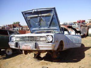 1973 Dodge Dart (73DG9422C)