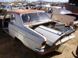 1966 Dodge Dart (66DG8226C)