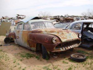 1952 Desoto Deluxe (525283C)