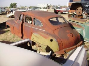1946 Desoto Deluxe (464144C)