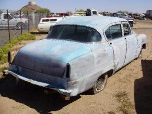 1953 Desoto Firedome (539535C)