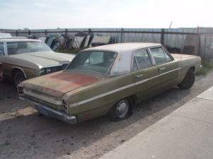 1969 Dodge Dart (69DO7807D)