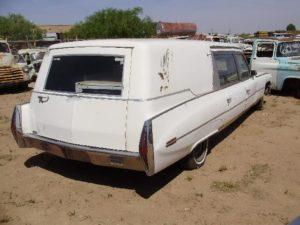 1971 Cadillac Hearse (71CA3570C)