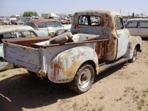 1951  Chevrolet Truck (518728C)