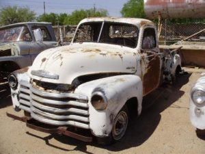 1950 Chevrolet Truck 3/4 (500013C)