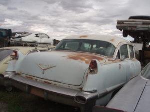 1956 Cadillac Sedan deVille (56CA0486C)
