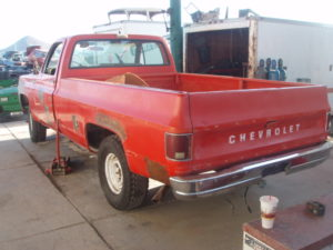 1973 Chevy-Truck 1/2 (73FT4222D)
