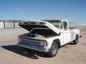 1965 Chevy-Truck  (65CTNVNCD)