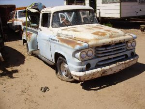 1958 Dodge-Truck (586448C)