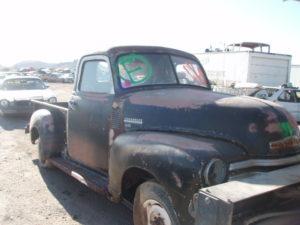 1950 Chevy-Truck 1/2 (50CT2947C)