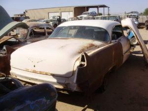 1956 Cadillac Coupe de Ville (56CA1468C)