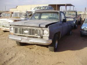 1974 Chevy-Truck C10 (74CT3578C)