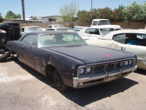 1969 Dodge Polara 2dr HT (69DO5328D)