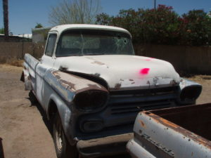 1958  Chevrolet Truck Fleetside (58CT0226D)