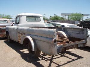 1958  Chevrolet Truck Fleetside (58CT0226D)