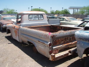 1958 Chevy-Truck 1/2T Fleetside (58CT1996C)