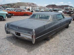 1968 Cadillac Coupe de Ville (#68CA9034D)