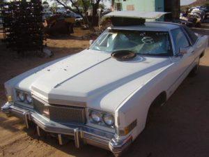 1974 Cadillac Eldorado (74CA6860A)