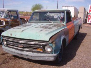 1967 Chevy-Truck C10 (67CT7231C)