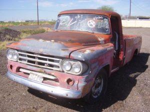 1959 Dodge-Truck 1/2T (59DT1213C)